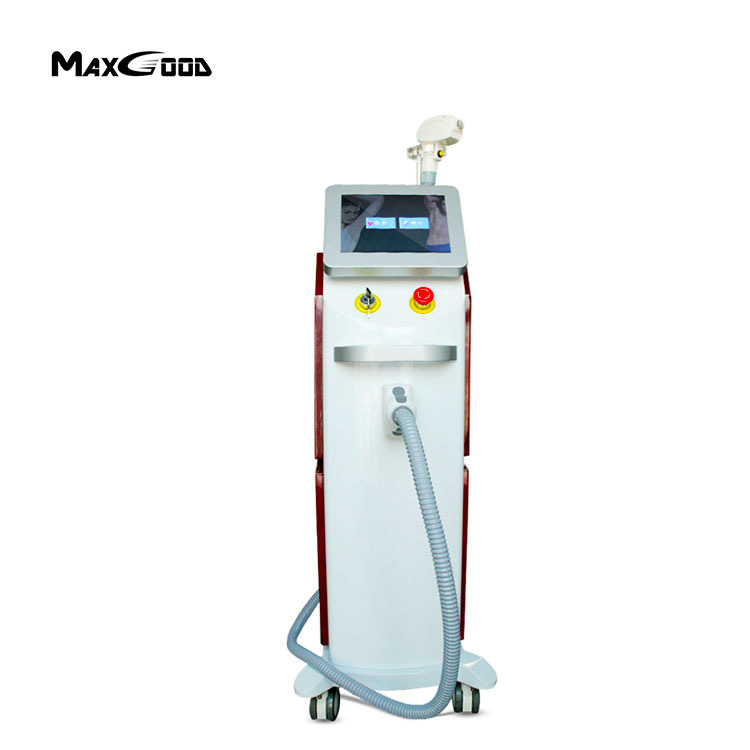 500w Stationary 808nm Semiconductor Diode Laser Hair Removal Machine